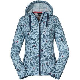 Schöffel Maidstone Fleece Hoody Women bit of blue